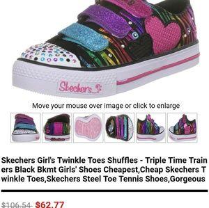 New Twinkle Toe Sketchers sz.11